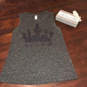 Sleeveless Zara shirt